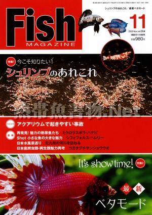 フィッシュマガジン No.554 2013年11月号
